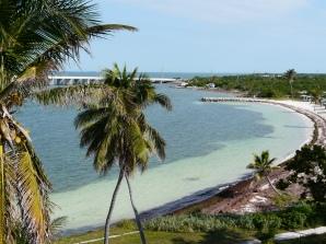 Bahia Honda Key in December.