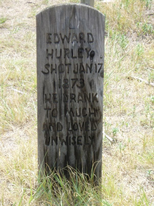 Boot Hill Cemetary, Dodge City, Kansas