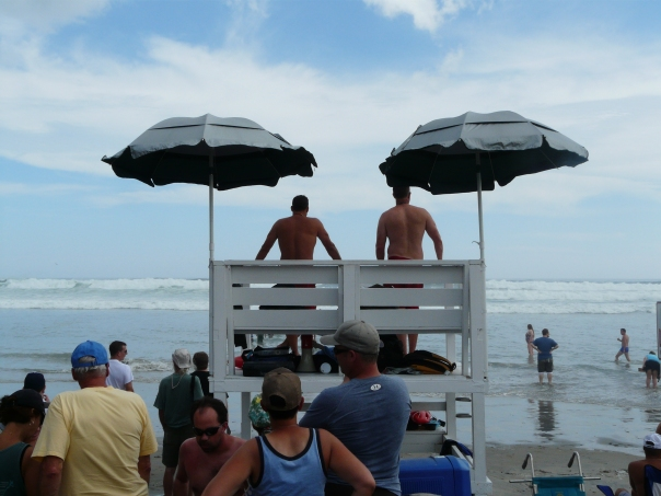 Lifeguards, Ogunquit, Maine