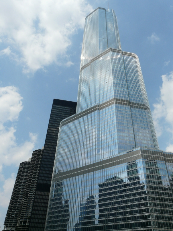 We all know the Sears Tower but does anyone recognize this building?