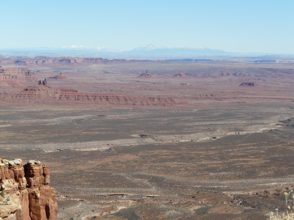 Monument Valley from Moki Dugway