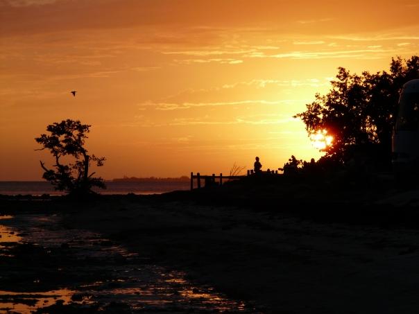 Long Key sunset, Florida Keys