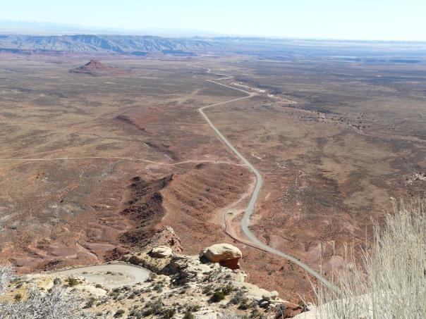 Moki Dugway, Monument Valley