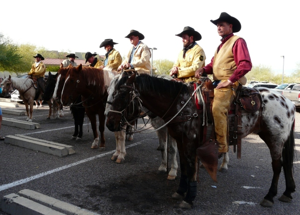 he hashknife Pony Express AZ
