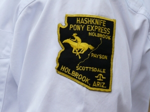 The Hashknife Pony Express, Arizona