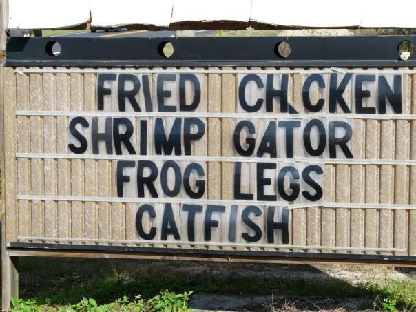 gator meat FL