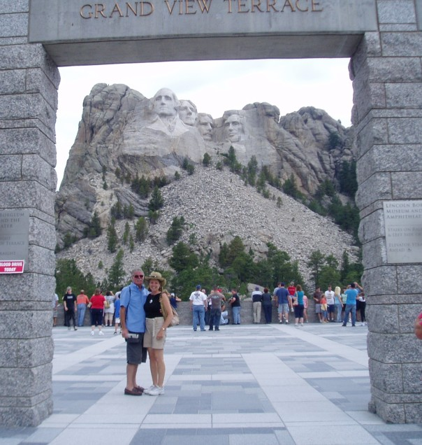 Mt. Rushmore SD