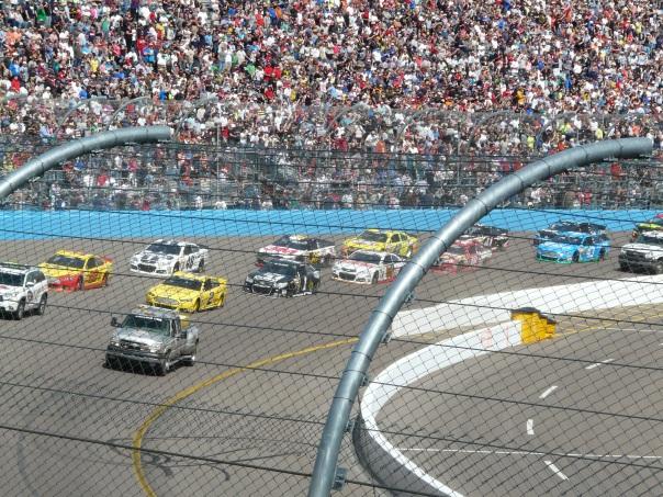 Phoenix NASCAR 2014
