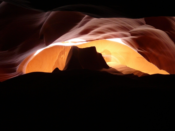 Antelope Slot Canyon, Page AZ