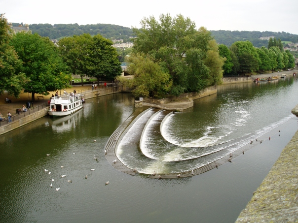 Avon River at Bath