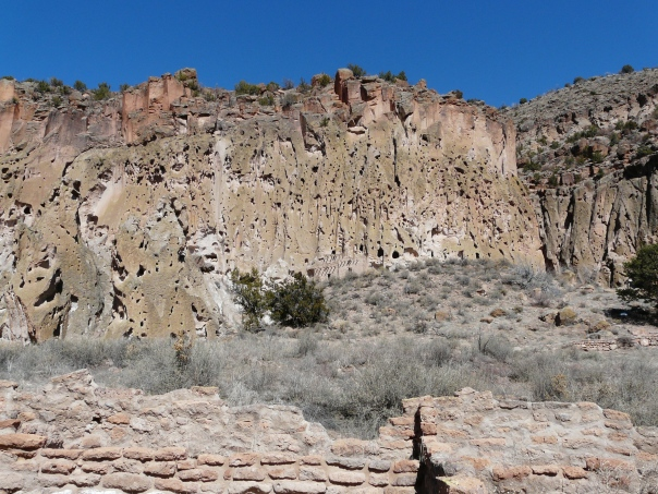 Bandolier National Monument, NM