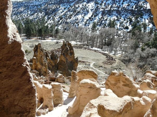 Bandolier National Monument, NM
