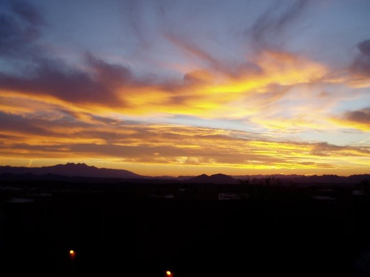 Sunrise Fountain Hills AZ