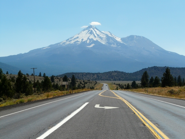 Mt. Shasta, California