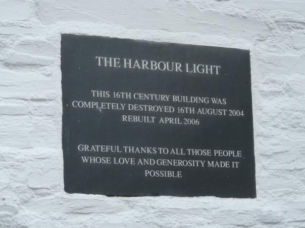 The Harbour Light, Boscastle, Cornwall, UK