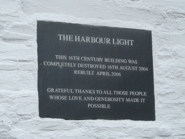The Harbour Light, Boscastle, Cornwall, UK