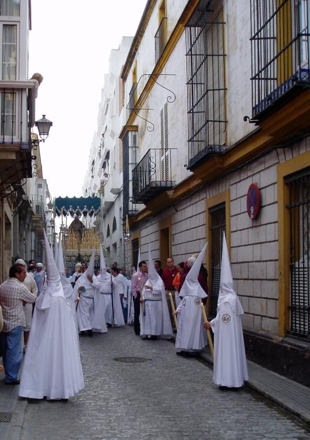 semana santa, el puerto de santa maria, spain
