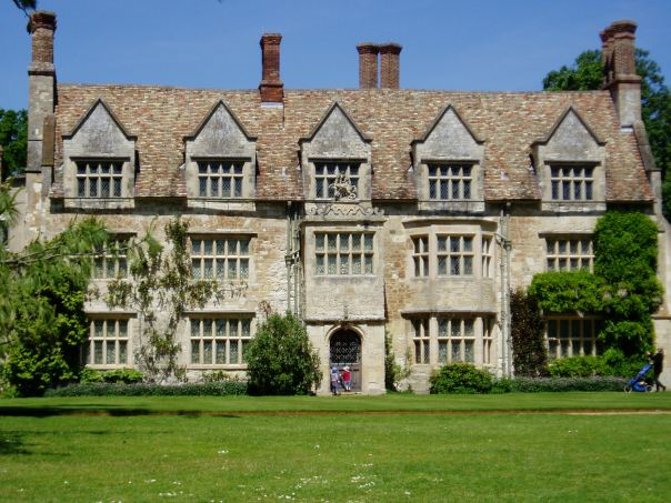Anglesey Abbey, Cambridgeshire, UK