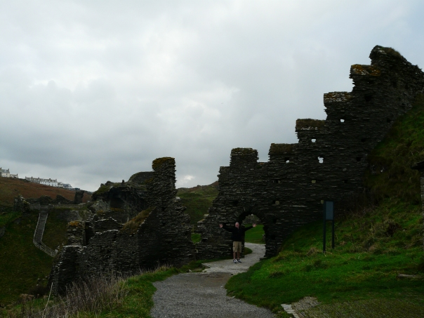 Tintagel Castle, King Arthur