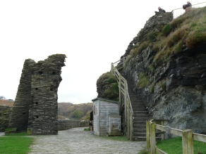 Tintagel Castle, King Arthur's Castle