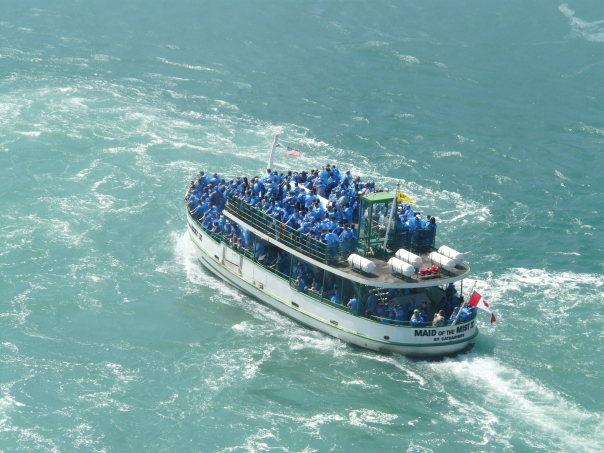 Maid of the Mist, Niagara Falls